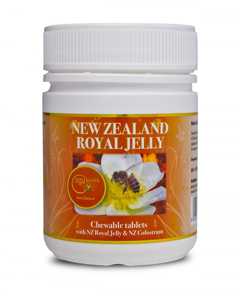 Royal Jelly Tablets Big